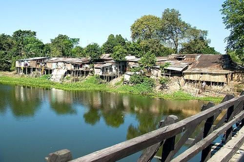 Ilha Majuli, Índia
