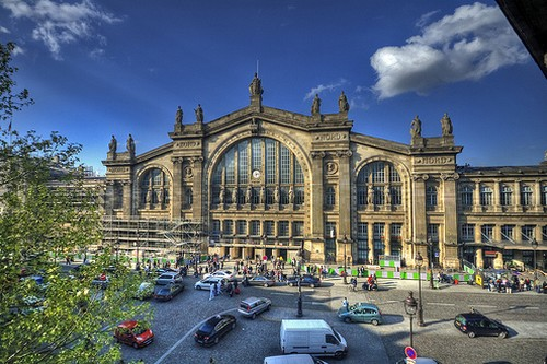Amazing Railway Stations Paris
