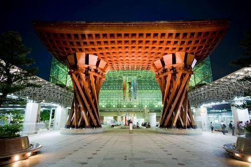 Amazing Railway Stations Japan