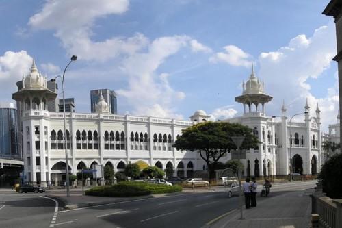 Amazing Railway Stations Malaysia