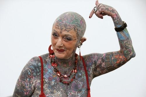 10 Tattoo Fanatics Isobel Varley
