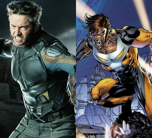 Marvel's Characters Inspired From DC
