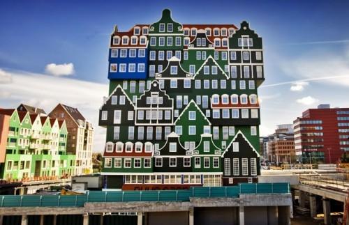 Amsterdam Zaandam Inntel, Holland