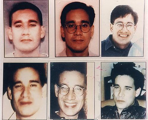 Andrew Phillip Cunanan FBI pictures