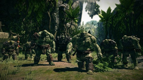 Fictional Humanoids Orcs