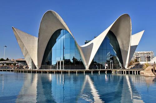 L'Oceanografic, Valencia