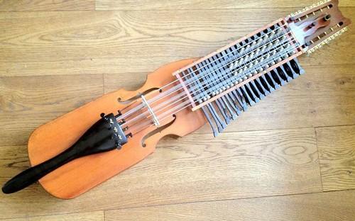 Nyckelharpa Strangest Musical Instruments
