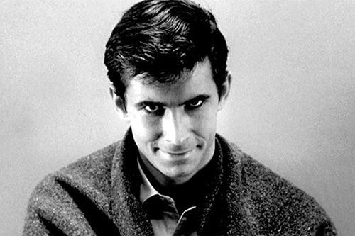 Films on Serial Killers Psycho 1960