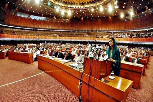 political experiments on Pakistan