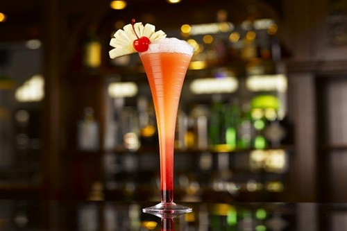 Drinks Made Famous by Hollywood