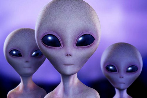 Alien Sightings and signs of existence