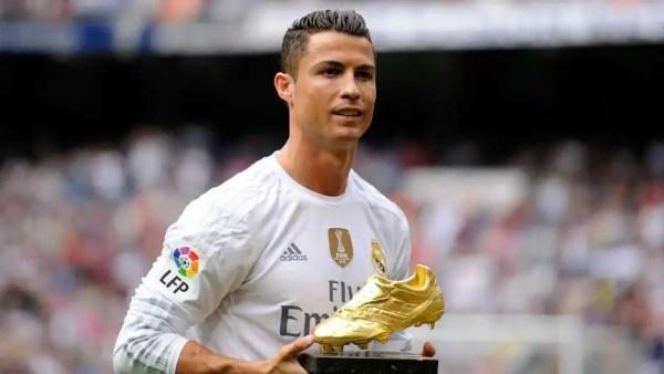 Cristiano Ronaldo Richest Footballers