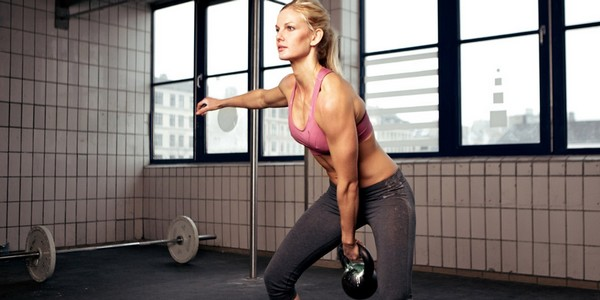 CrossFit Workouts to Lose Body Fats