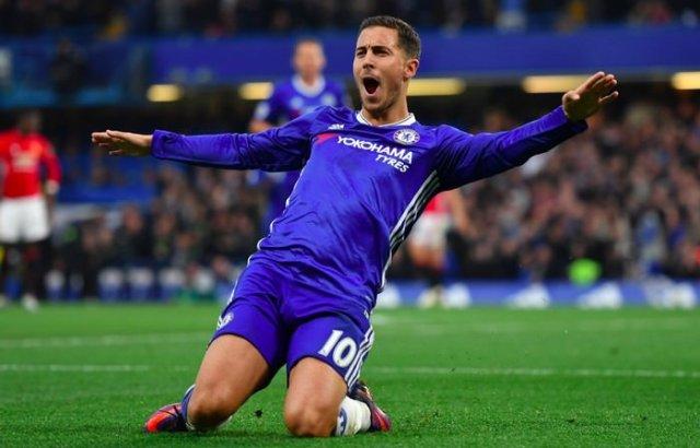 Eden Hazard, Chelsea FC