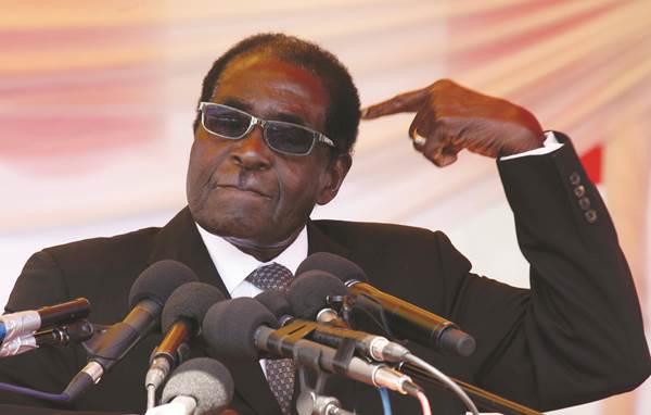 Meanest Dictators Robert Mugabe
