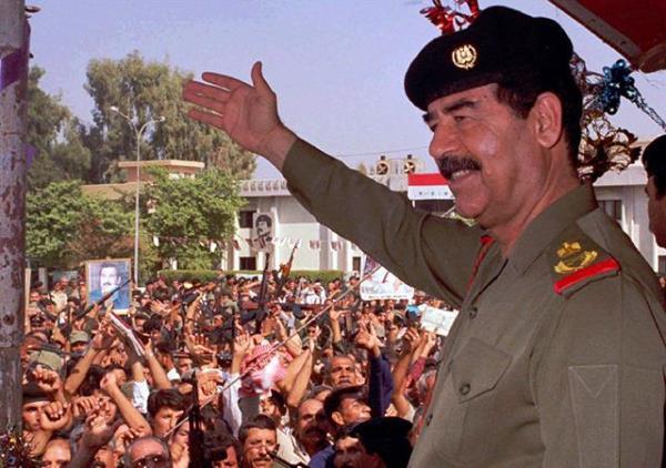 Meanest Dictators Saddam Hussein