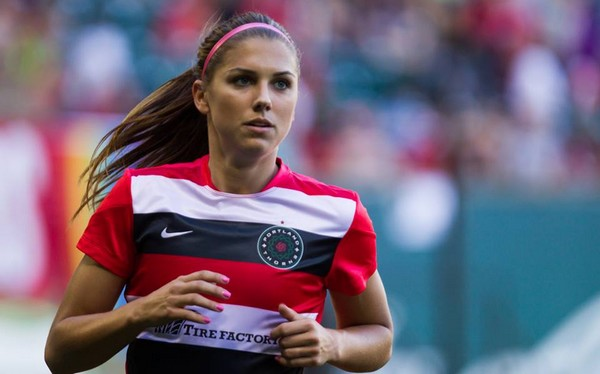 Alex Morgan Best Female Soccer Players