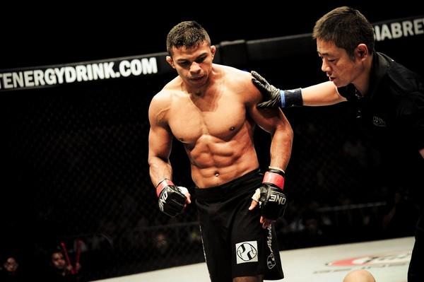 ONE Bantamweight Champion. Bibiano Fernandes