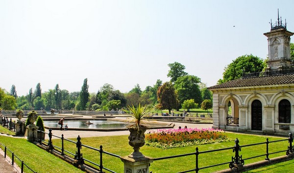 Places to Visit in London Hyde Park
