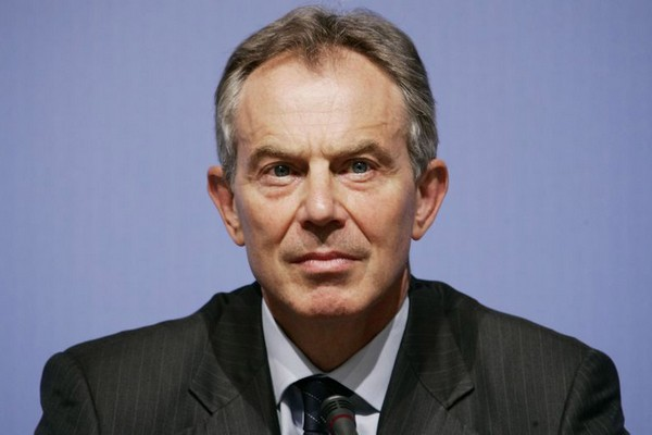 Tony Blair Most Influential People