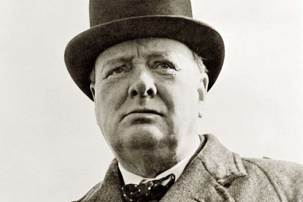 Winston Churchill Greatest Leaders of the Modern World