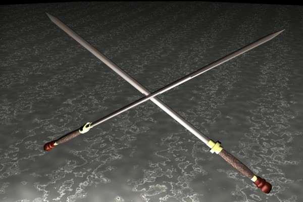 Top 10 Amazing Swords from Legends
