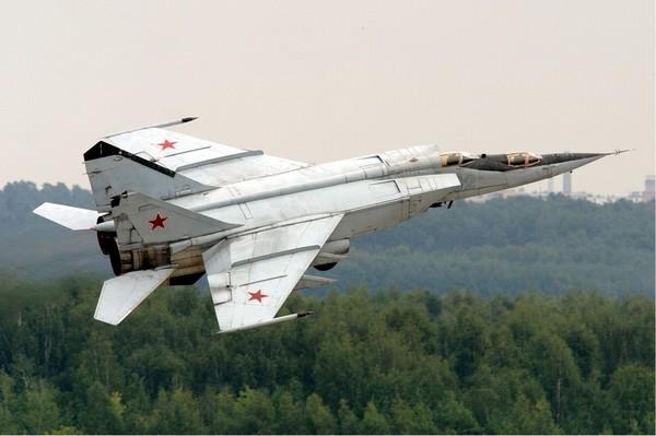 Mikoyan MiG-25 Fastest Aircrafts