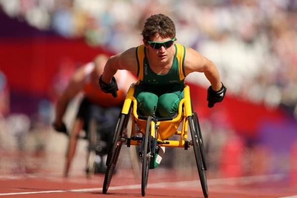 Rheed McCracken Hottest Paralympics Athletes