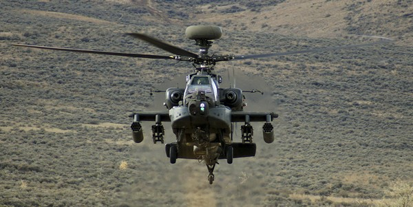 AH-64E Apache Guardian (USA)