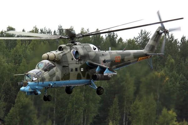 Mil Mi-24 Hind (Russia)