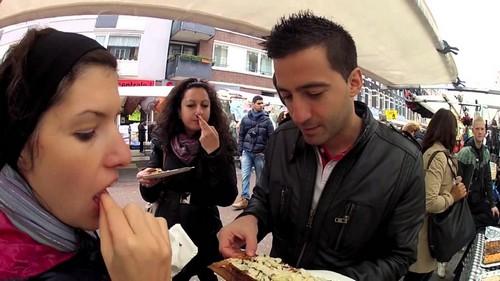 Enjoy some authentic street food