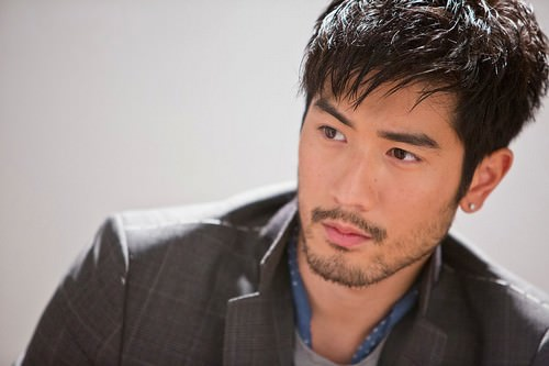 Godfrey Gao Most Handsome Man 2017