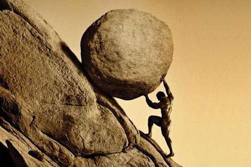 Sisyphus, Greek mythology