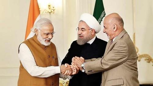 Iran and India Alliance