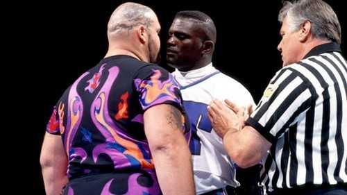 Lawrence Taylor – WrestleMania XI.