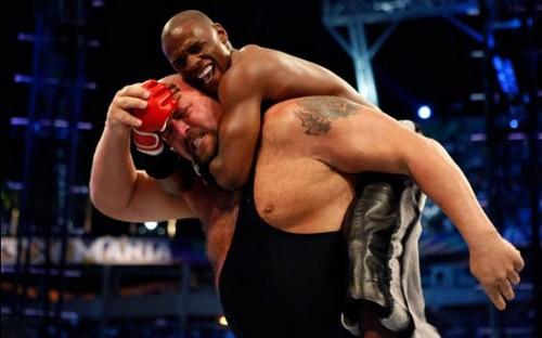 Mayweater vs Big Show