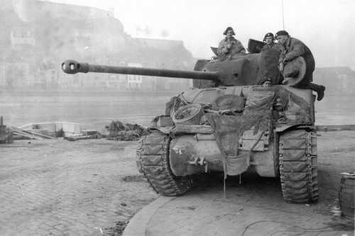 Sherman Firefly (Britain)
