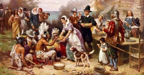 What exactly is Thanksgiving?