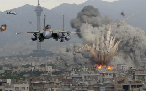 nuclear weapon strike