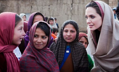 Hollywood Celebrities Famous for Humanitarian Work