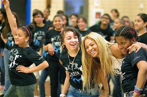 Beyoncé Humanitarian Work