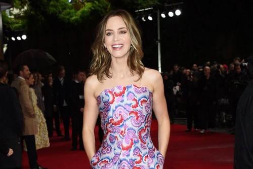 Emily Blunt Hottest British Actresses
