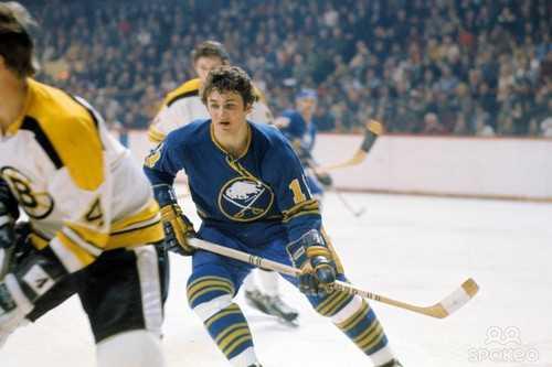 Gilbert Perreault First Overall NHL Draft Picks
