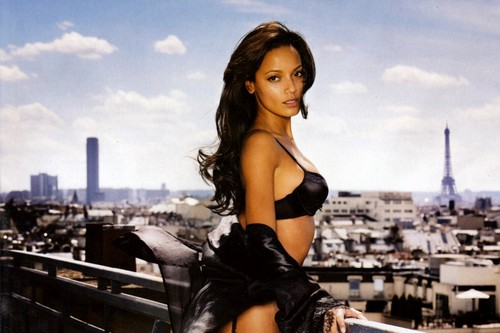 Selita Ebanks Hot Black Female Celebrities