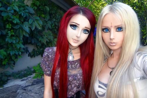 Barbie Flu Spreading in Ukraine