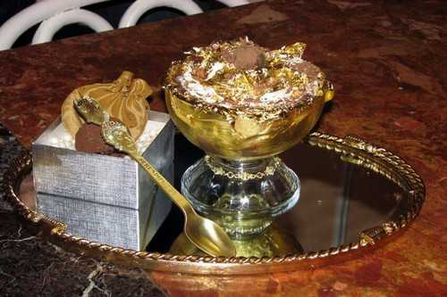 Frrrozen Haute Chocolate