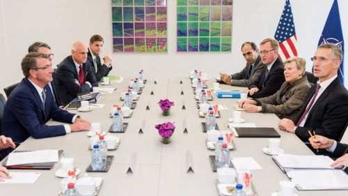 Nato defence ministers meet