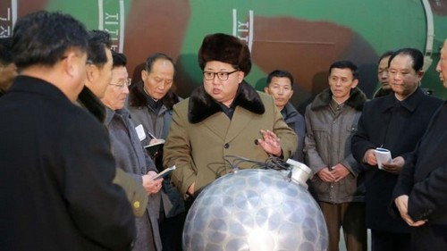 North Korea and its nuclear program