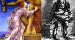 The worship of Mammon
