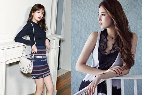 Bae Suzy Most Beautiful Korean Actressess
